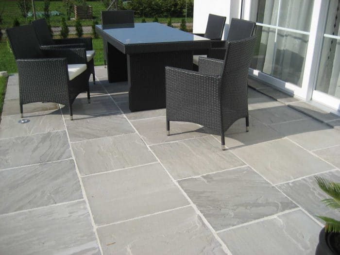 Full 600 Patio Pack 19 50 M2 Light Grey 22 Mm Calibrated