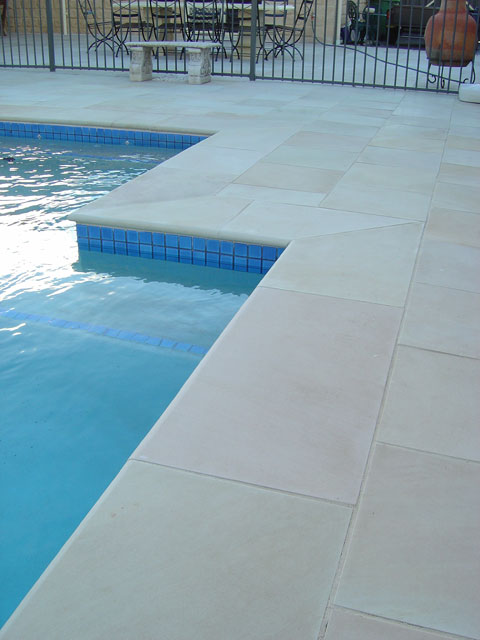 600 Patio Pack 19 50m2 Mint Goose Smooth Sawn Sandstone