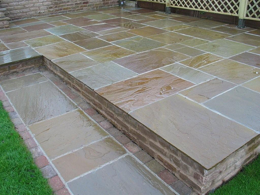 560 Msp 19 35 M2 Raj Green 22 Mm Calibrated Sandstone