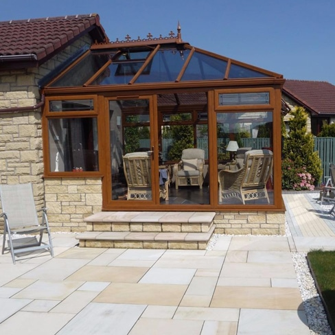 MINT GOOSE<BR><BR><BR>Smooth Sandstone Paving