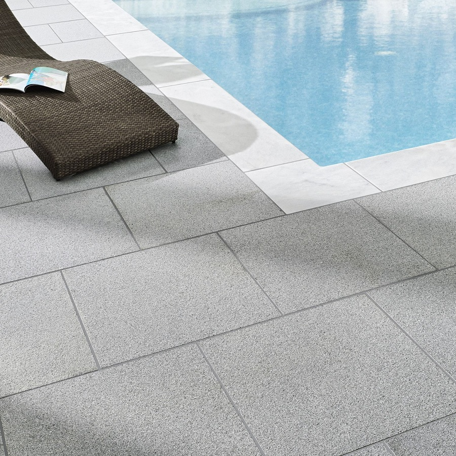 DARK GREY<BR><BR><BR>Textured Granite Paving